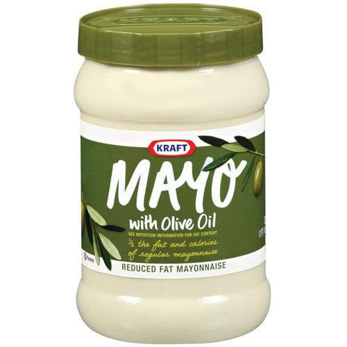 Kraft Mayonnaise With Olive Oil, 30 oz