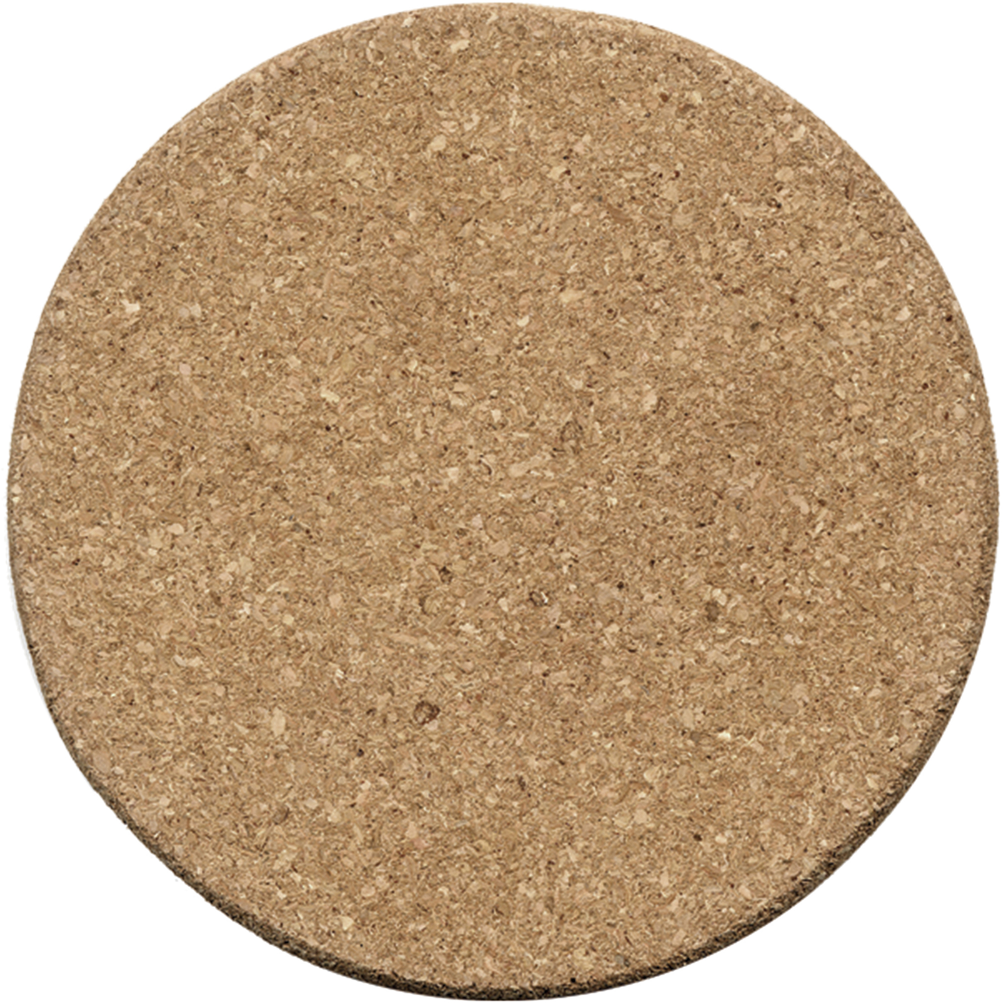 Thirstystone Cork Drink Coasters Set, Natural S-6