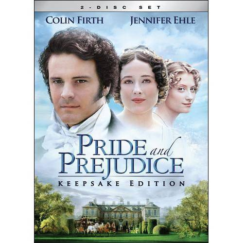 Pride & Prejudice: Keepsake Edition dvd