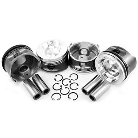 AA Performance Products VW 94mm WaterBoxer 2 1 Piston Set