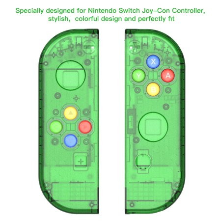 For Nintendo Switch case,Replacement Housing Shell Case for Nintendo Switch NS Controller Joy-Con game console switch shell with different colors