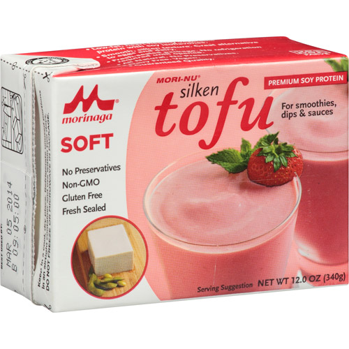 Mori-Nu Soft Silken Tofu, 12 oz, (Pack of 12)