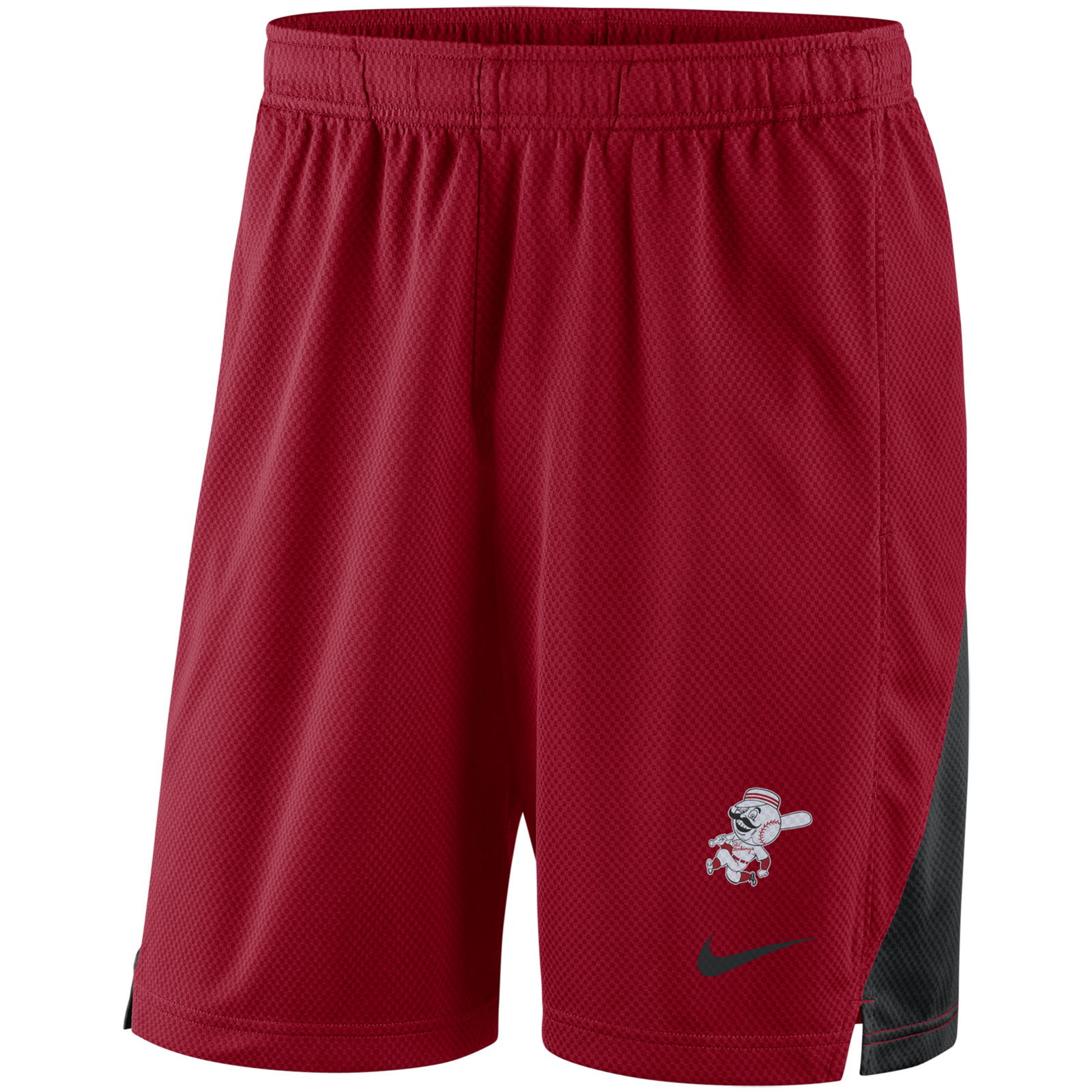 Cincinnati Reds Nike Franchise Performance Shorts - Red