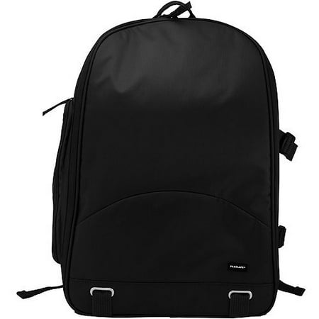 - FileMate ECO Deluxe SLR Camera Backpack, Black