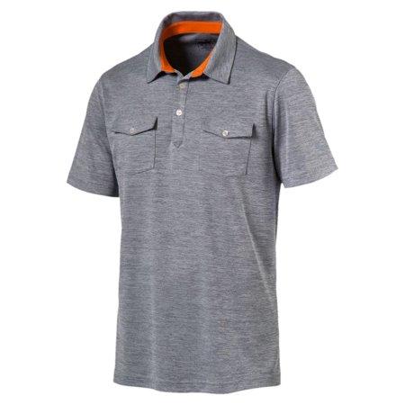 Puma Tailored Double Pocket Polo Mens Golf Shirt 572355   New 2017