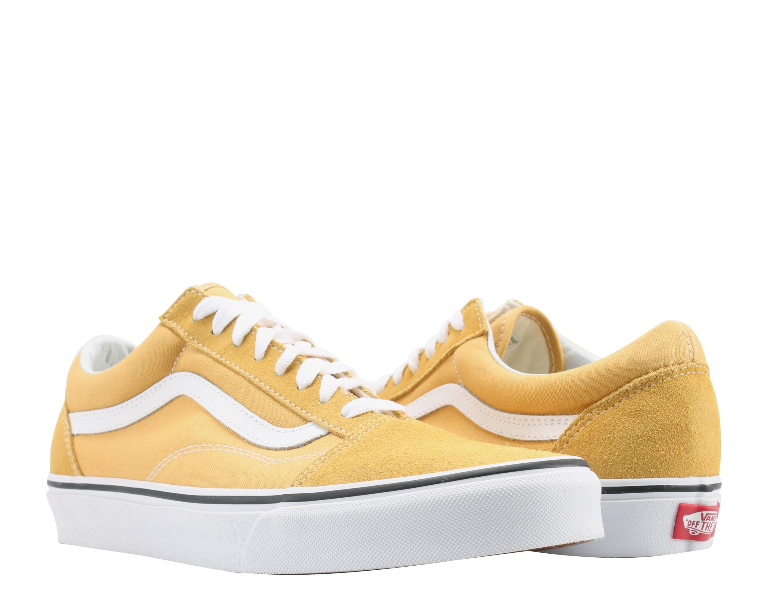 Vans Old Skool Ochre Yellow/White