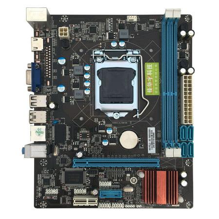 P8H61-M PRO/CM6630-8/DP_MB Desktop Motherboard H61 USB 3.0 HDMI Socket LGA 1155 i3 i5 i7 DDR3 16G (Best 1155 Sli Motherboard)