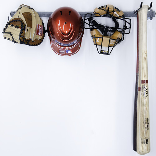 Monkey Bar Storage 5 Baseball Small Rack