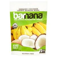 Barnana Banana Bite Coconut,3.5 Oz (Pack Of 12)