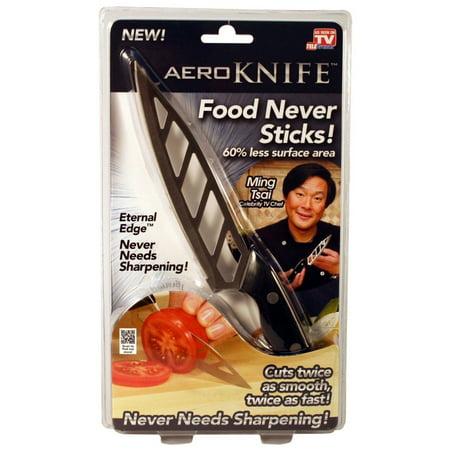 Aero Knife - Never Needs Sharpening Food Never Sticks As Seen on TV