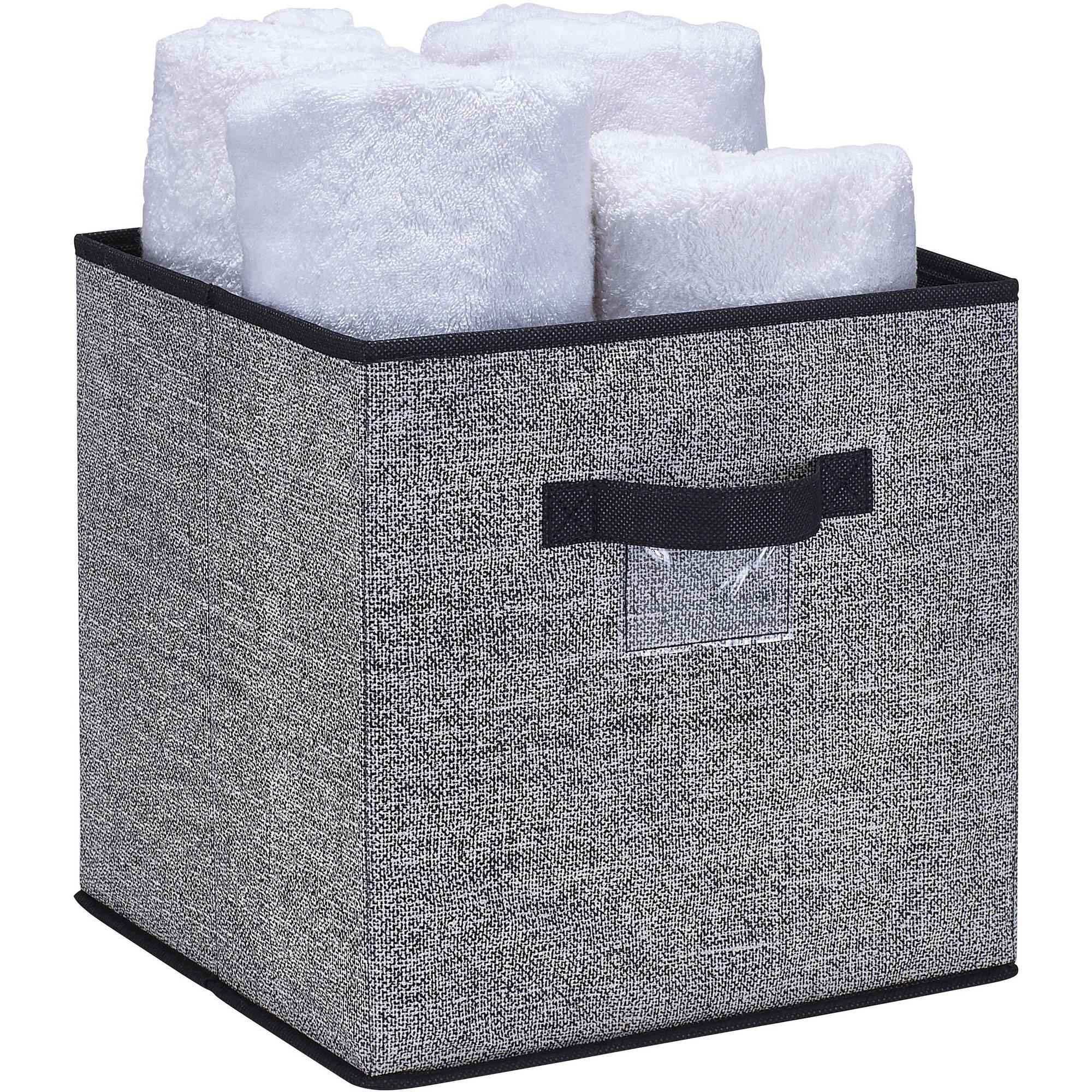 Simplify Storage Cube, Black