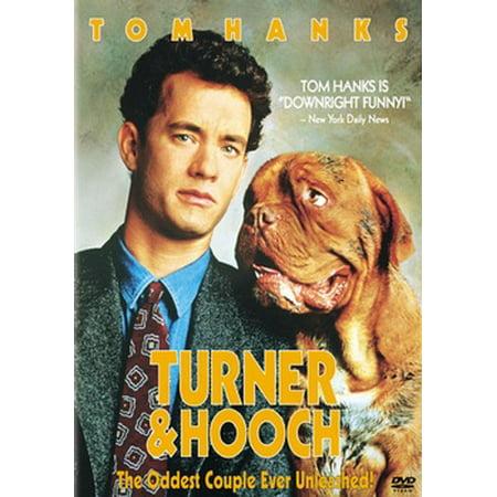 Turner & Hooch (DVD) (2004 Michael Turner)