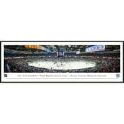 New York Islanders Framed Stadium Panoramic Photo