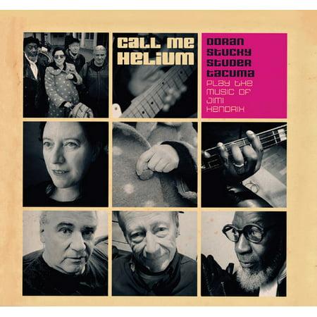 Call Me Helium: The Music of Jimi Hendrix (CD)](Helium Near Me)