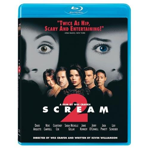 Scream 2 (Blu-ray) (Widescreen)