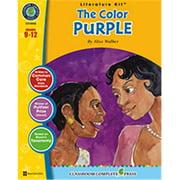 Classroom Complete Press CC2008 The Color Purple - Alice Walker
