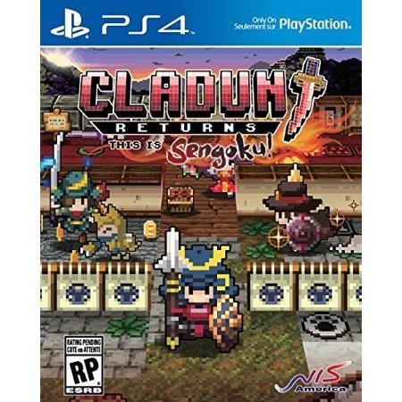 Cladun Returns: This is Sengoku, Sega, PlayStation 4, 813633018638 ()