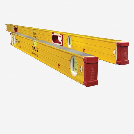 Stabila 38532 Type 96M, 2 Level Magnetic Jamber Set, (Magnetic Jamber Set)