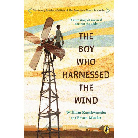 The Boy Who Harnessed the Wind (Paperback)