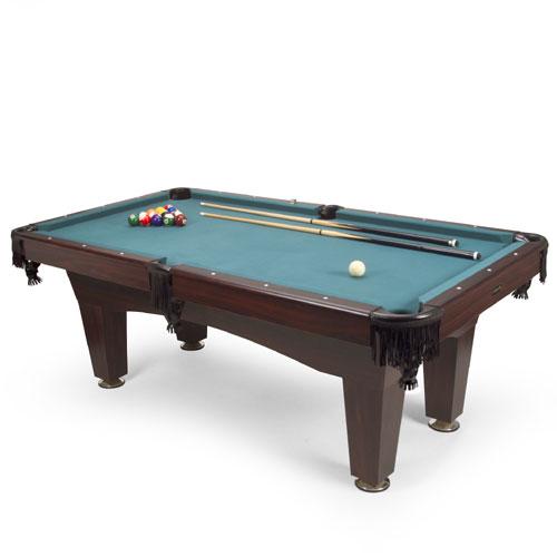 """Sportcraft Capri 7' """"No Tools"""" Pool Table"""