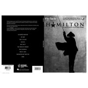 Hamilton - 10 Selections from the Hit Musical : Music Minus One Vocals