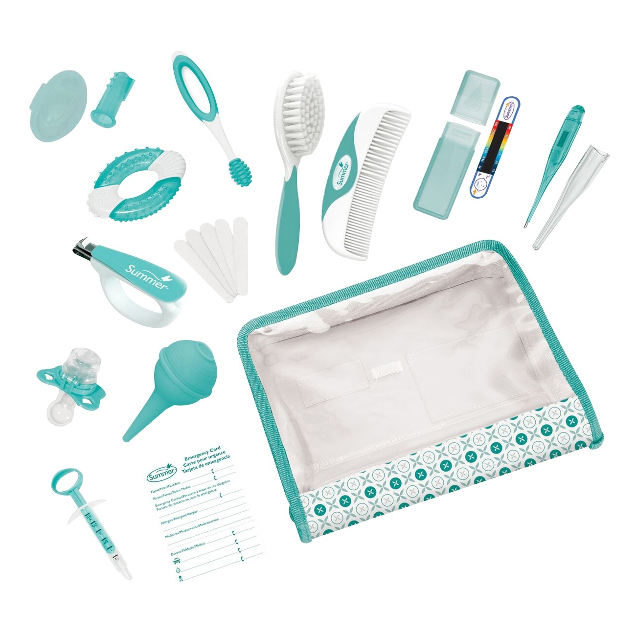 Summer Infant Complete Nursery Care Kit, Neutral