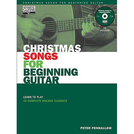 Christmas Songs for Beginning Guitar : Learn to Play 15 Complete Holiday Classics - Super Simple Learning Songs Halloween