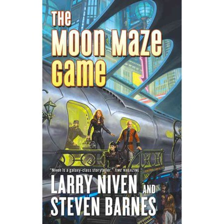 The Moon Maze Game by
