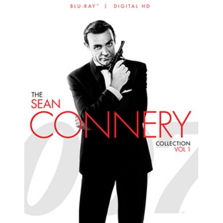 The Sean Connery 007 Collection: Volume 1 (Sean Collection Wedding)