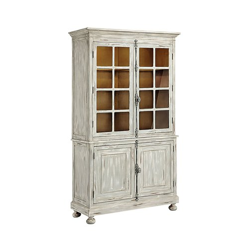 August Grove Pinkerton Display Curio Cabinet Base