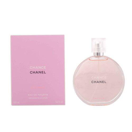 d73769d9df Chanel Chance Eau Vive Eau de Toilette Spray for Women, 3.4 Ounce