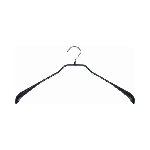 Mawa Mawa Bodyform 46/L Hangers in Black (Pack of 6)