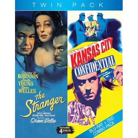 Kansas City Confidential / The Stranger (Blu-ray) - Kansas City Museum Halloween