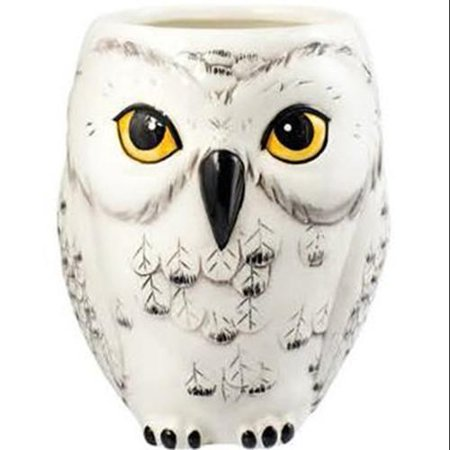 Harry Potter Triwizard Cup - Harry Potter Hedwig 12 oz. Ceramic Mug
