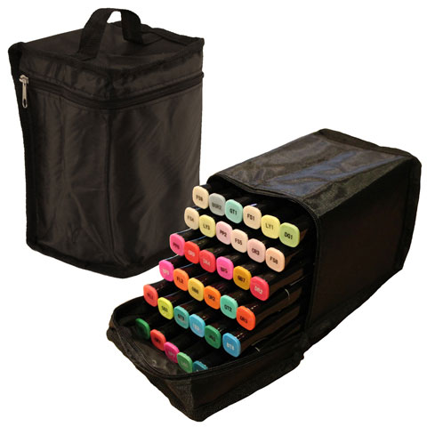 Spectrum Noir Pen Zipper Bag