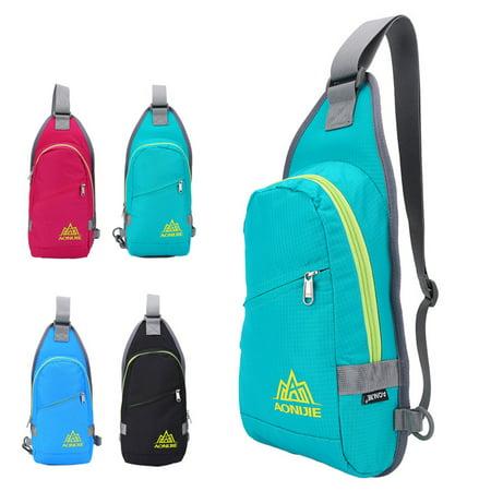 660534f54 Yosoo Sling Bag Travel Shoulder Backpack Chest Crossbody Daypack Waterproof  Nylon Durable Lightweight Casual Outdoor Sport