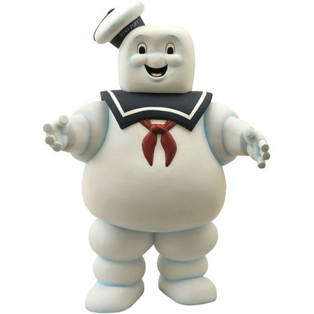 Diamond Select Toys Ghostbusters 24  Stay Puft Marshmallow Man Bank