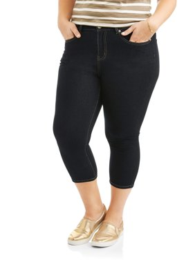 c75c3176e8930 Product Image Women s Plus Size Super Stretch Capri