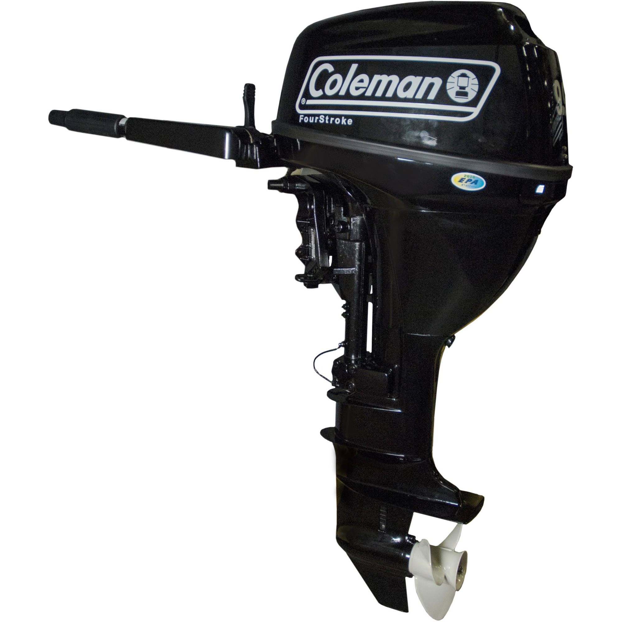 coleman 5hp outboard motor manual