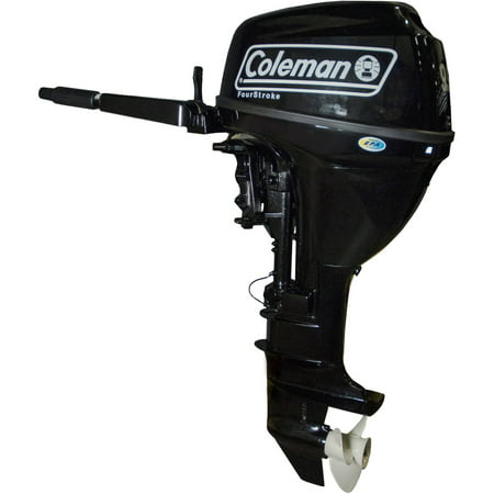 Watersnake Coleman 9 9 Hp Outboard Motor