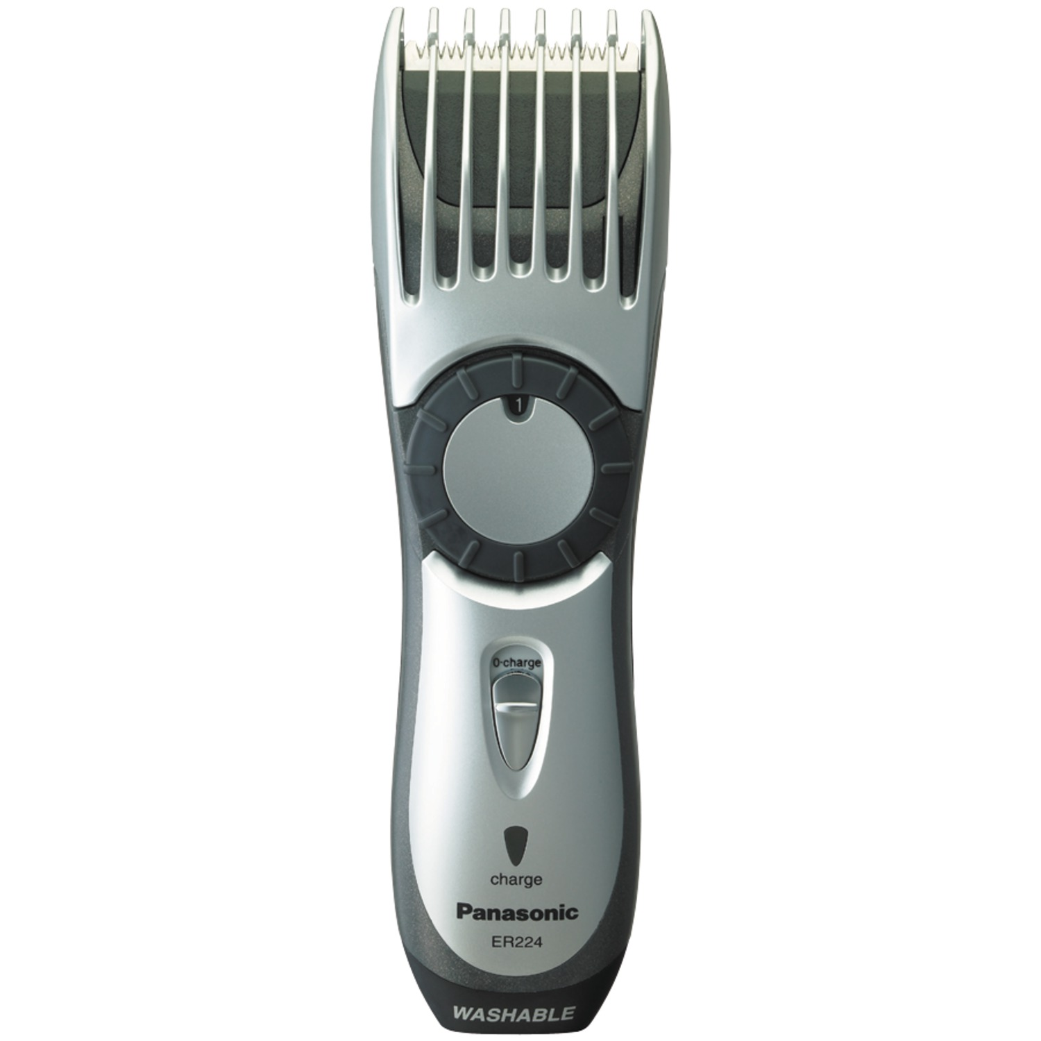 Panasonic ER224S Men's Cordless Wet/Dry Hair, Beard and Body Electric Trimmer