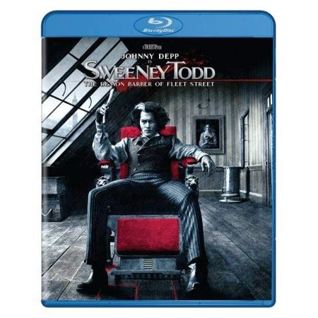 Sweeney Todd: The Demon Barber of Fleet Street - Halloween Alan Howarth