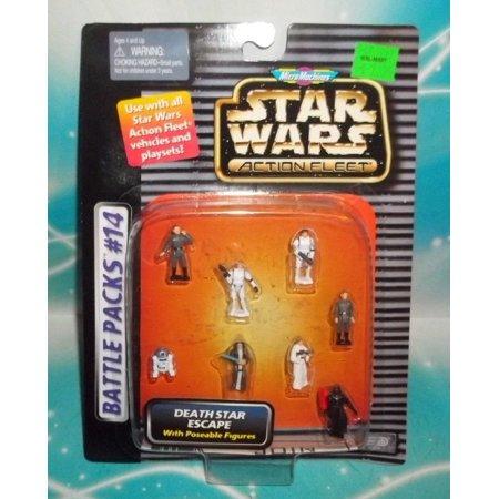 Death Star Escape (STAR WARS ACTION FLEET BATTLE PACK #14 DEATH STAR ESCAPE)