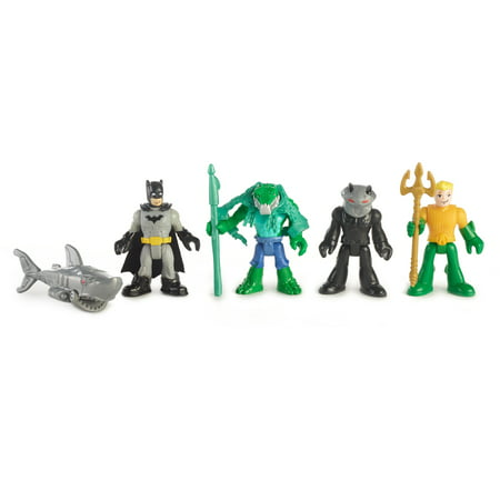 Super Hero And Villain (Imaginext DC Super Friends DC Super Heroes &)