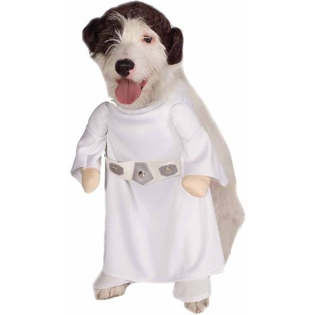 Star Wars Princess Leia Pet Halloween Costume](Rock Star Dog Costume)