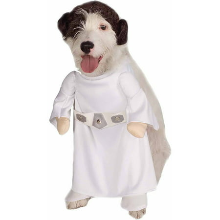 Star Wars Princess Leia Pet Halloween Costume (Star Wars Dog Accessories)