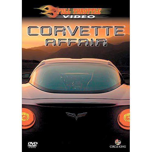 The Corvette Affair (Full Frame)