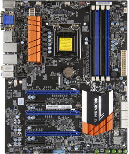 Super Micro C7Z97-OCE - motherboard - ATX - LGA1150 Socket - Z97