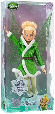 Disney Fairies Classic Doll Collection Tinker Bell Doll by