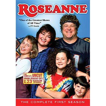 Roseanne: The Complete First Season (DVD) - Roseanne Season 4 Halloween